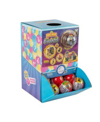 Orb Arcade Gnomies Figure Surprise Capsules - 48 Capsules