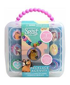 DreamWorks Riding Free Necklace Activity Set