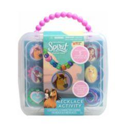 Spirit DreamWorks Riding Free Necklace Activity Set