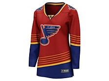 St. Louis Blues Women's Breakaway Special Edition Jersey