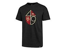San Francisco 49ers Men's Throwback Club T-Shirt