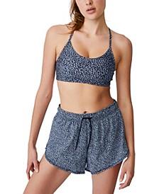 Women's Workout Yoga Crop Top
