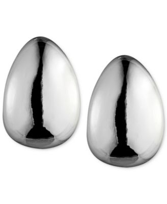 Image of Anne Klein Hoop Clip-On Earrings