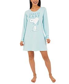 Snoopy Sleepshirt Nightgown