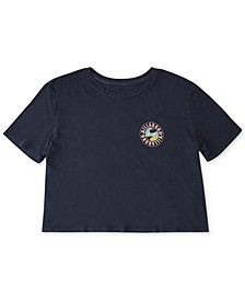 Juniors' Cotton Beach Bound T-Shirt