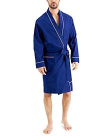 Men's Cliffside Woven Robe, Created for Macy's