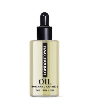 Botanical Radiance Oil for Face