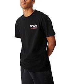 Men's Graphic Nasa T-shirt