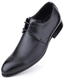 Men's Plain Toe Oxford Shoes
