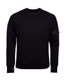Men's Training Gym Tech Crew Sweatshirt