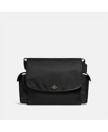 Nylon Baby Messenger Bag