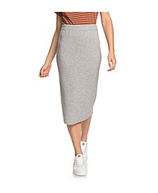 Women's On My Cloud Mini Bodycon Skirt