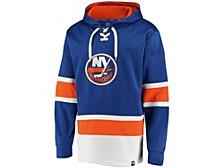 New York Islanders Men's Power Play Lace Up Hoodie