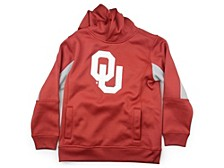 Oklahoma Sooners Men's Team Pride Performance Hooded Sweatshirt