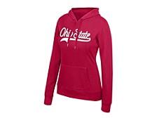 Women's Ohio State Buckeyes Essential Hooded Sweatshirt