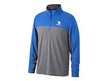 Men's Kentucky Wildcats Lawson Quarter Zip Big & Tall Pullover