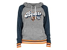 5th and Ocean Women's Chicago Bears Team Vintage Hoodie