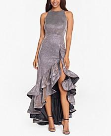 Galaxy Glitter Gown