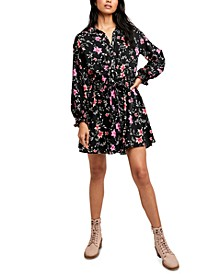 Lighten Up Mini Dress