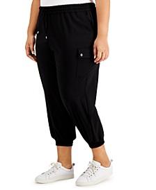 Plus Size Cargo Pants