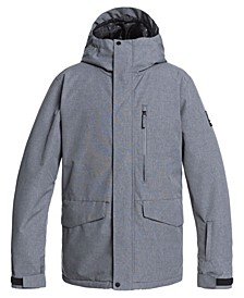 Men's Mission Solid Outerwear Jacket