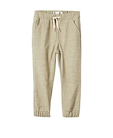 Little Boys Flight Pant