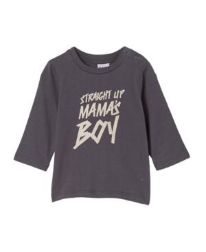 COTTON ON BABY BOYS JAMIE LONG SLEEVE T-SHIRT