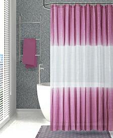 """Mist 3D Shower Curtain Liner, 70"""" W x 72"""" L"""