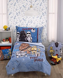 Rule The Galaxy 4 Piece Bed Set