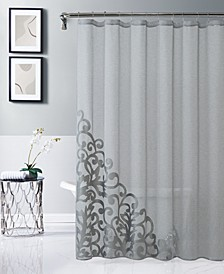 "Natalie Shower Curtain, 70"" W x 72"" L"