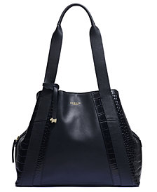 Radley London Baylis Road Faux Croc Shoulder Bag