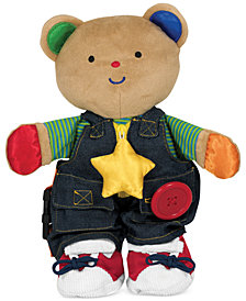 Melissa and Doug Kids' Teddy Wear Toy