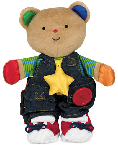 Melissa and Doug Kids' Teddy Wear Toy