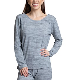 Women's Draped Back Lounge T-Shirt