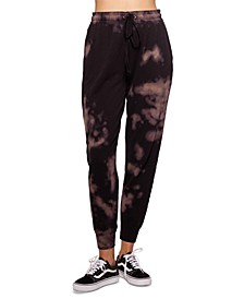 Tie-Dyed Drawstring Jogger Pants, Created for Macy's