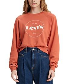 Vintage Raglan Crewneck Sweatshirt