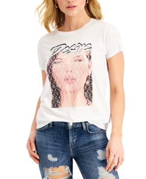 Guess T-shirts DESIRE GRAPHIC T-SHIRT
