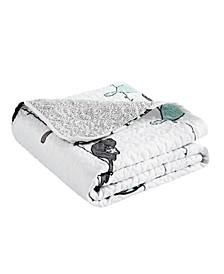 Rowley Birds Throw Blanket