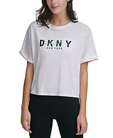 Sport Script-Logo T-Shirt