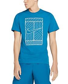 Men's Court Graphic T-Shirt