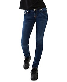 Stella Mid-Rise Skinny-Leg Jeans