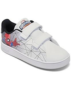 adidas Essentials Toddler Boys Advantage Spiderman Stay-Put ...