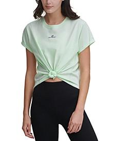 Sport Cotton Logo T-Shirt