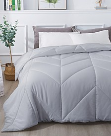 Chevron Down Alternative Comforter, Twin