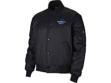 Brooklyn Nets Men's City Edition Courtside Sublimated Jacket