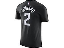 Kawhi Leonard Los Angeles Clippers 2020 City Edition Player T-Shirt