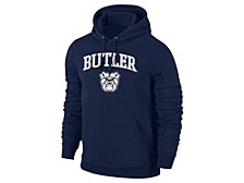 Butler Bulldogs Men's Midsize Screen Print Hooded Sweatshirt