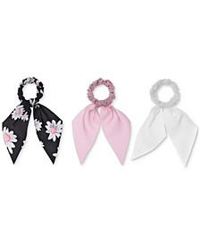 INC 3-Pc. Scarf-Look Hair Tie Set, Created for Macy's