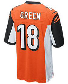 Nike Men's AJ Green Cincinnati Bengals Game Jersey