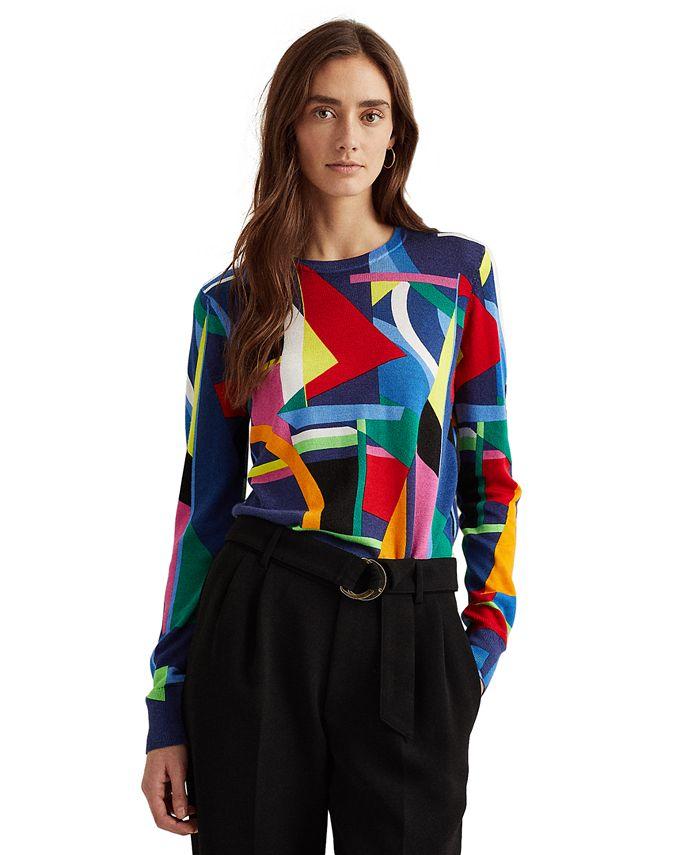 Lauren Ralph Lauren - Cotton-Blend Sweater